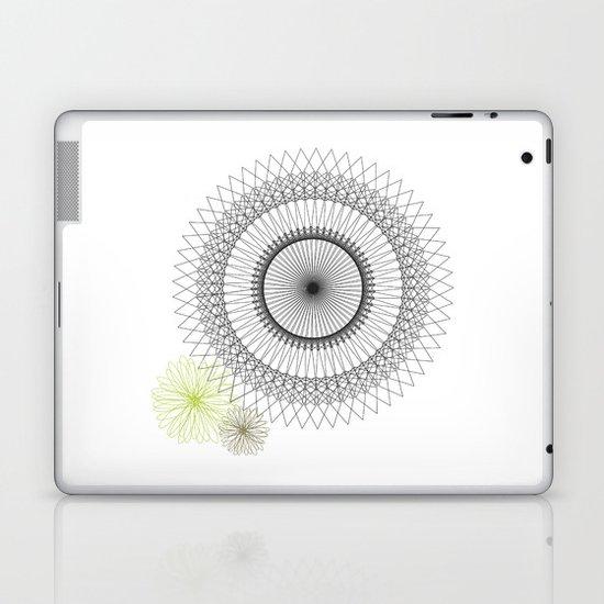 Modern Spiro Art #2 Laptop & iPad Skin