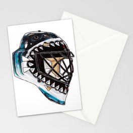 Heyward - Mask Stationery Cards