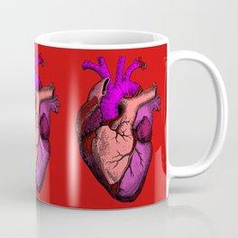 Valentine Anatomy Heart Coffee Mug