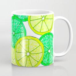 Lemons and Limes Coffee Mug