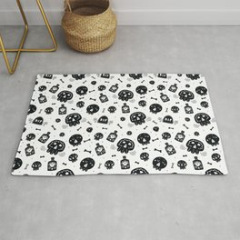 Halloween party patterns Rug