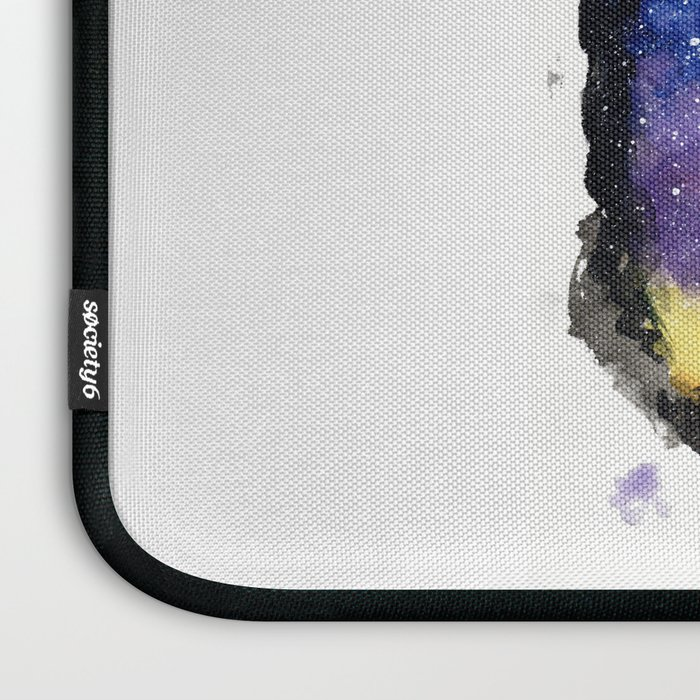 Galaxy Panther Laptop Sleeve