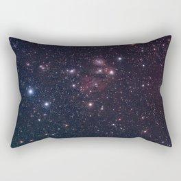 Reflection Nebula Rectangular Pillow
