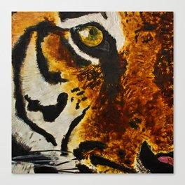Panthera's Eye Canvas Print