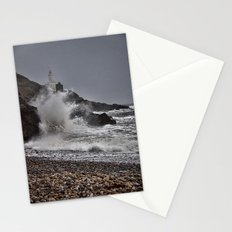 Mumbles Wild Waves. Stationery Cards