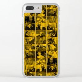 Marlon Brando Clear iPhone Case