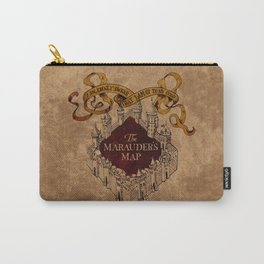 I Solemnly Swear That I Am Up To No Good Carry-All Pouch