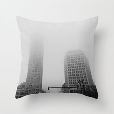 David. David. - Detroit, MI Throw Pillow