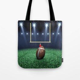American Football stadium Tote Bag