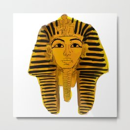 Ancient Egypt Painting Metal Print