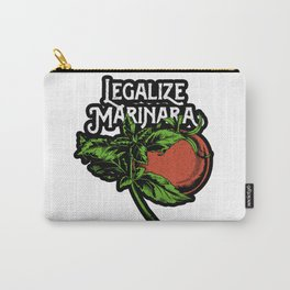 Legalize Marinara Carry-All Pouch