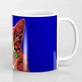 Loli Elmo Blue Coffee Mug