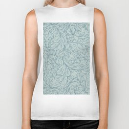 "William Morris ""Acanthus Scroll"" 3. Biker Tank"