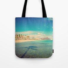 Magic Island Tote Bag