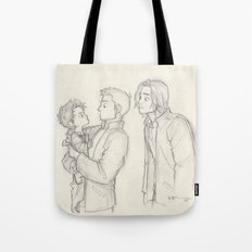 De-aged Cas Tote Bag