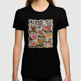 Mushrooms of Texas T-shirt