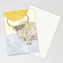 Yak Stationery Cards