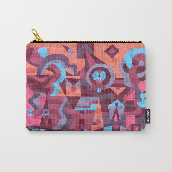 Schema 12 Carry-All Pouch