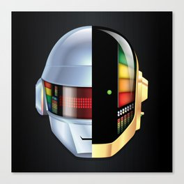 Daft Punk - Discovery variant Canvas Print