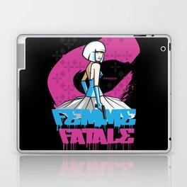 Femme fatale Laptop & iPad Skin