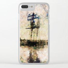 A Gallant Ship Clear iPhone Case