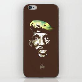Thomas Sankara iPhone Skin
