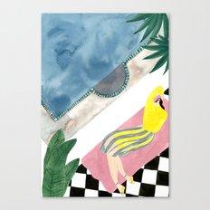 Avtandil  Canvas Print