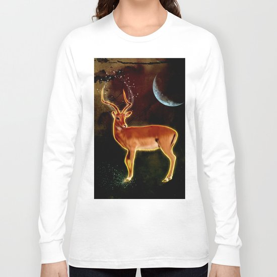 Wonderful antelope Long Sleeve T-shirt