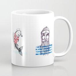 Oh my Captain Coffee Mug