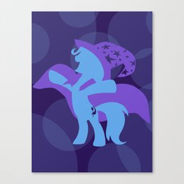Trixie Canvas Print
