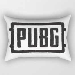 PUBG Rectangular Pillow