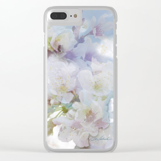 Heart's Delight, In Memory of Mackenzie Clear iPhone Case