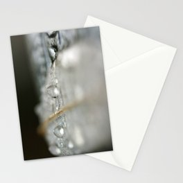 Inaction saps the vigours of the mind... Stationery Cards