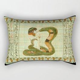 Cleopatra 10 Rectangular Pillow