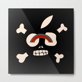 Pirates of Silicon Valley Metal Print