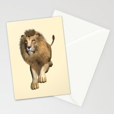 Jumping Lion Stationery Cards