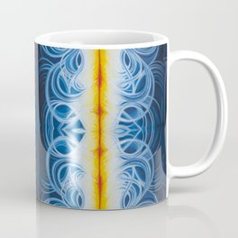 Magnetic field Coffee Mug