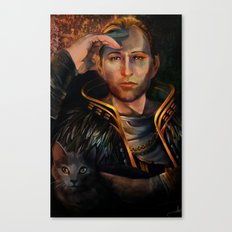 Anders Canvas Print