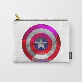 Captain America Colors Carry-All Pouch