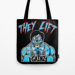 THEY LIFT Tote Bag