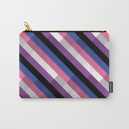 PRIDE - Genderfluid Carry-All Pouch