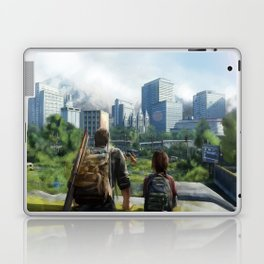 Vanishing Grace Laptop & iPad Skin