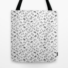 The world of controls Tote Bag