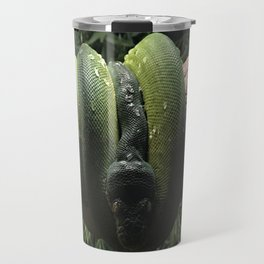 Green Boa Travel Mug