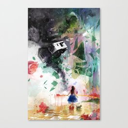 Not in Kansas Anymore Canvas Print