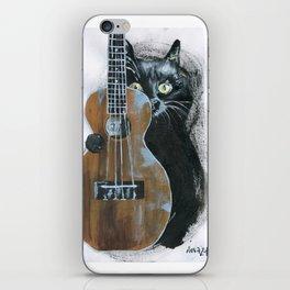 Ukulele iPhone Skin