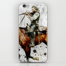 Western Outlaw Cullen Bohannon iPhone Skin
