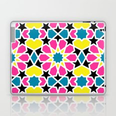 Arabesque CMYK Laptop & iPad Skin