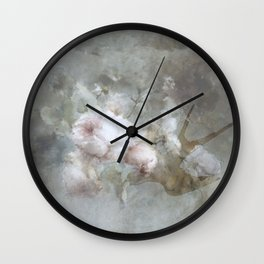 Song of summer Wall Clock