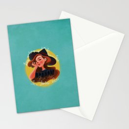 Fabulous Witch Stationery Cards
